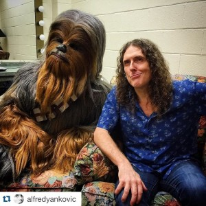 Repost alfredyankovic  Chewie were home Our Very own Martyhellip